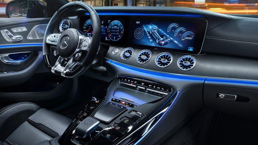 Mercedes gt63s amg
